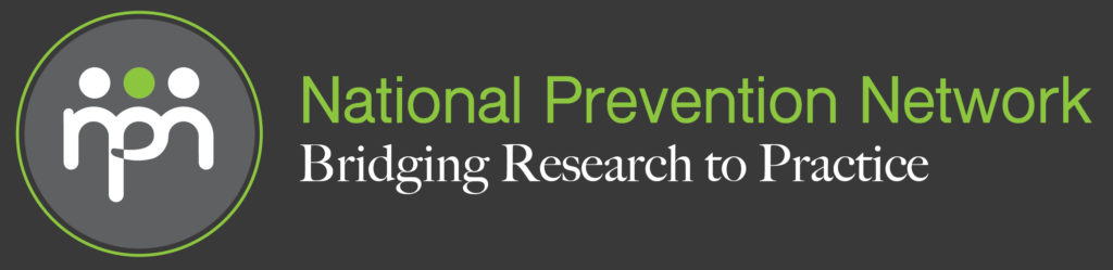 National Prevention Network Logo