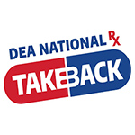 October 27 is National Prescription Drug Take Back Day