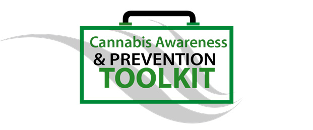 Cannabis Awareness & Prevention Toolkit logo